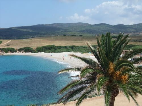 Strand Corsica